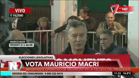Macri pidió prudencia y dejar actuar a la Justicia en el caso Maldonado