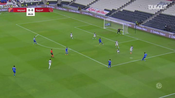 Arabian Gulf League: Al-Jazira 0-2 Sharjah