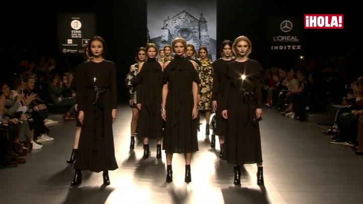 Fashion Week Madrid otoño-invierno 2016-2017: Juana Martín