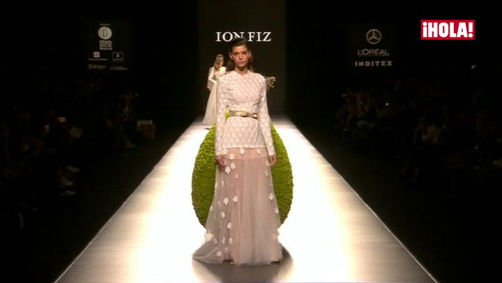 Fashion Week Madrid otoño-invierno 2016-2017: Ion Fiz