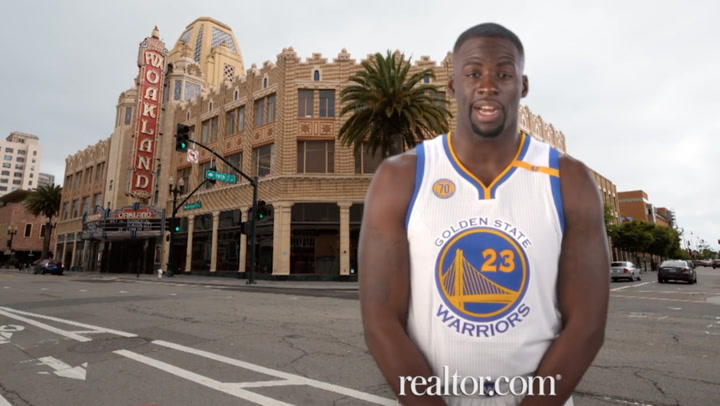 Golden State Warrior Draymond Green's Pre-Game Ritual Is All About Home
