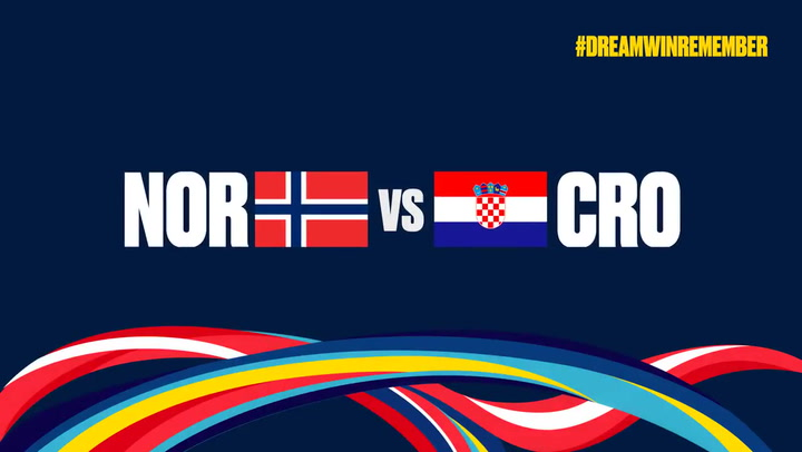 Balonmano: Resumen del Noruega Croacia