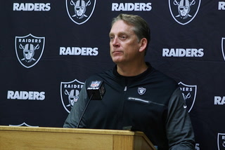 Del Rio after Chiefs loss: We'll turn our attention to Dallas