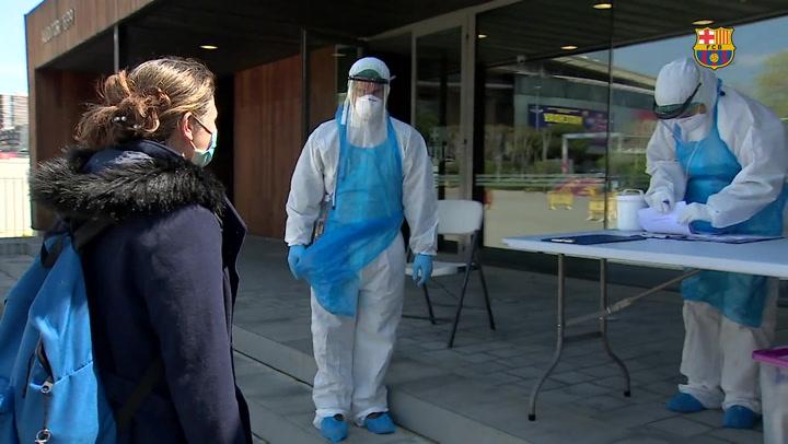 El Barça cede el Camp Nou para un ensayo clínico sobre el coronavirus