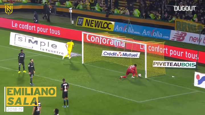 Nantes' top five goals vs Olympique de Marseille