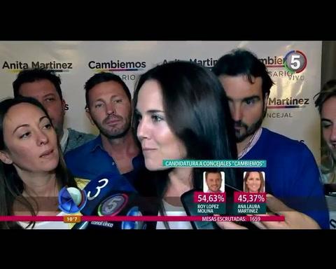 Anita Martínez: Tanto Roy como yo sabíamos que íbamos a terminar trabajando juntos