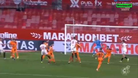 Sevilla 3-0 Valencia (Copa del Rey)
