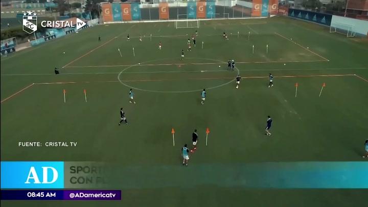 Sporting Cristal inicia su pretemporada con plantel completo