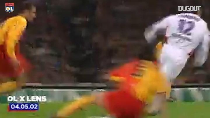 Olympique Lyonnais' best goals vs Lens