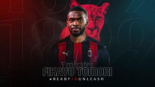 AC Milan ficha a uno de los defensas con mejor proyección de futuro, Fikayo Tomori