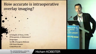 How accurate is intraoperative overlay imaging?
