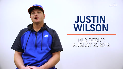 How I Met The Majors: Hear how Mets' Justin Wilson got the call