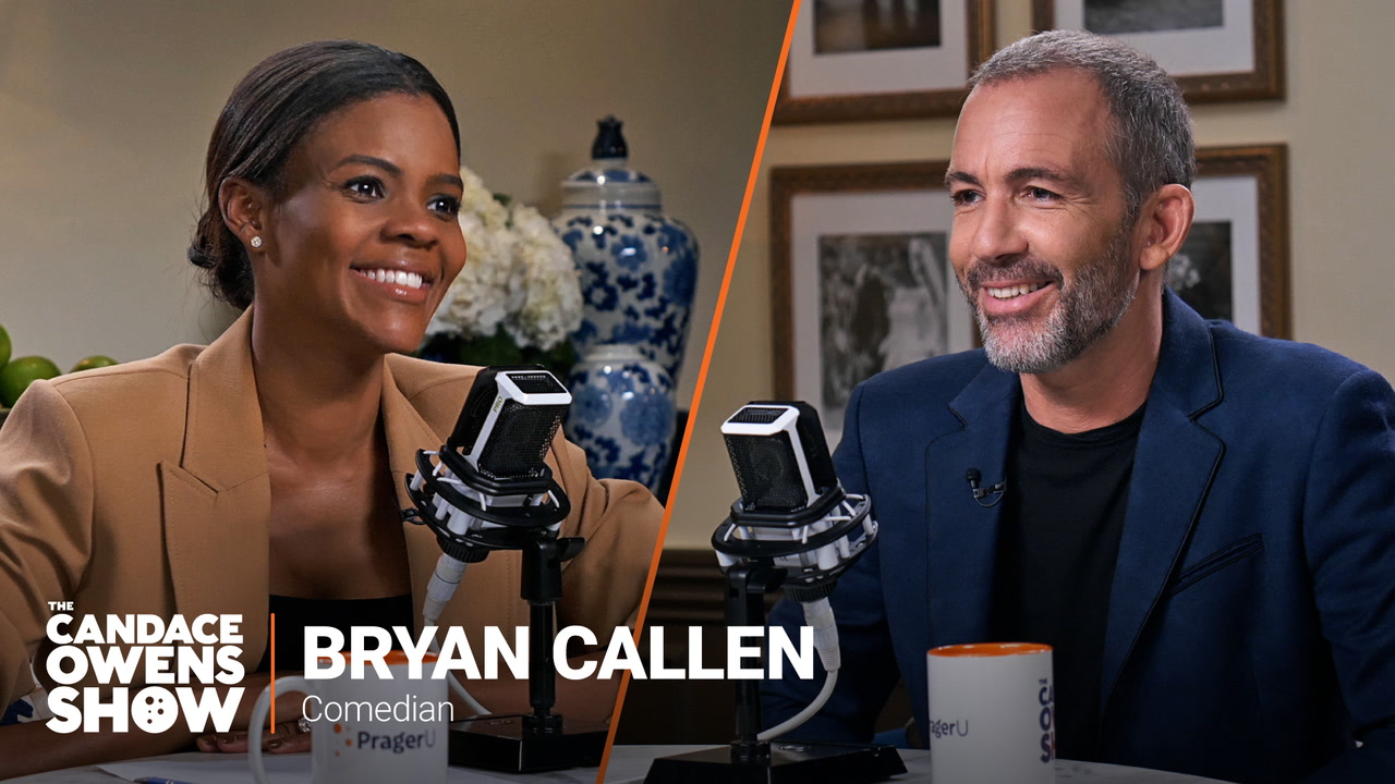 The Candace Owens Show: Bryan Callen