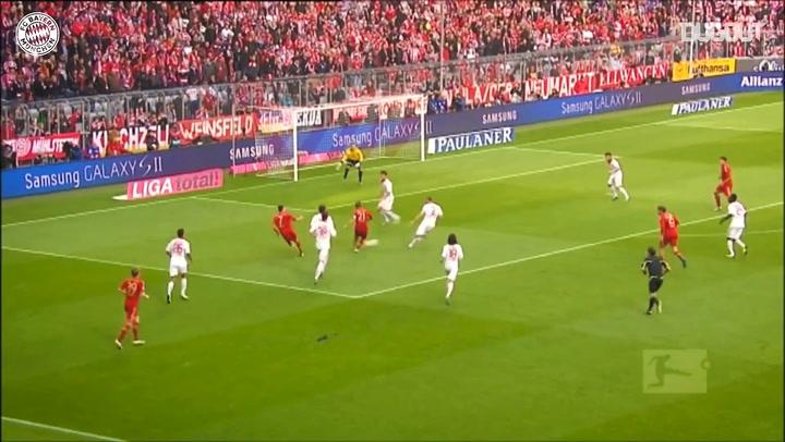 Bastian Schweinsteiger's legendary Bayern career