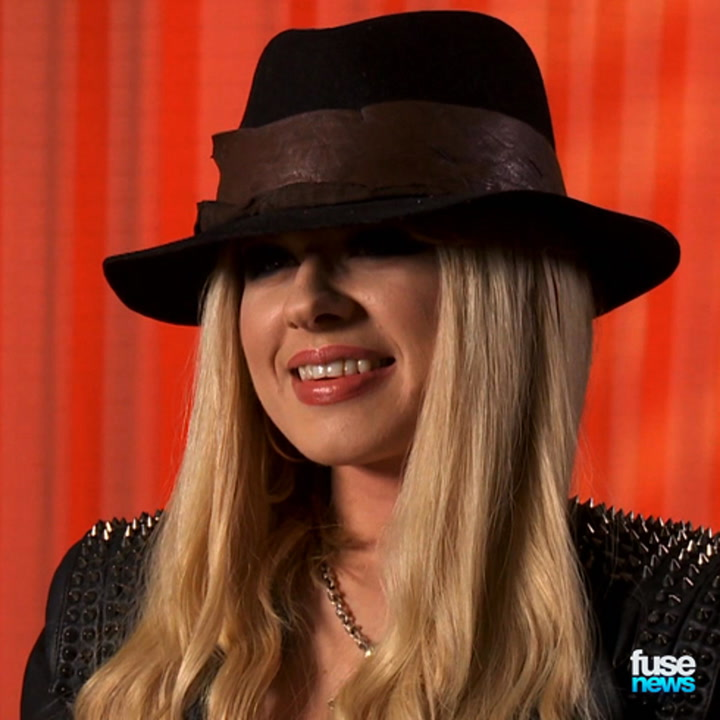 """Orianthi: The """"Queen of Shred"""""""