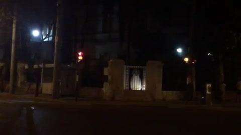 Boasso denuncia que los semáforos funcionaban mal