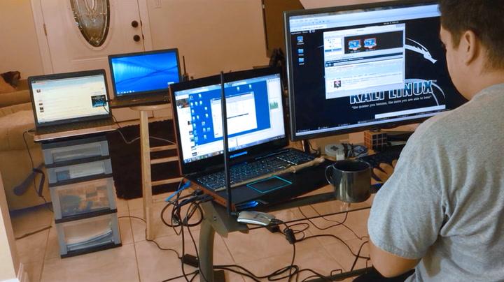 Så lett hacker han PC-en din