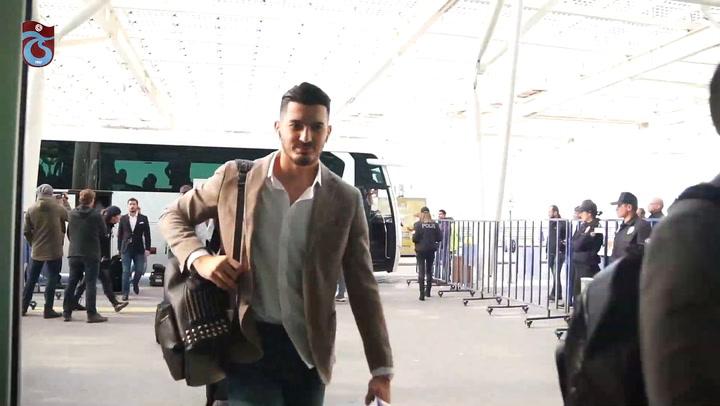 Trabzonspor'un Antalyaspor Deplasmanının Perde Arkası