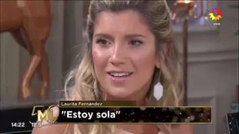 La pregunta de Mirtha Legrand que puso nerviosa a Laurita Fernández