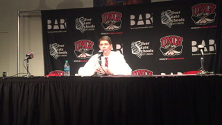Dave Rice speaks after win over Cal Poly