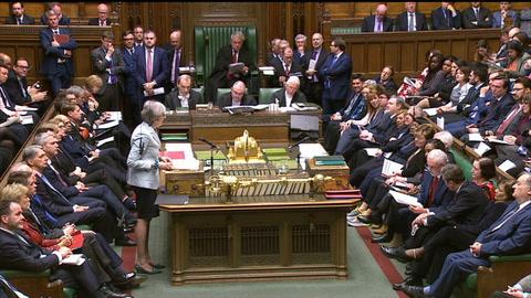 Parlamento británico toma las riendas del Brexit