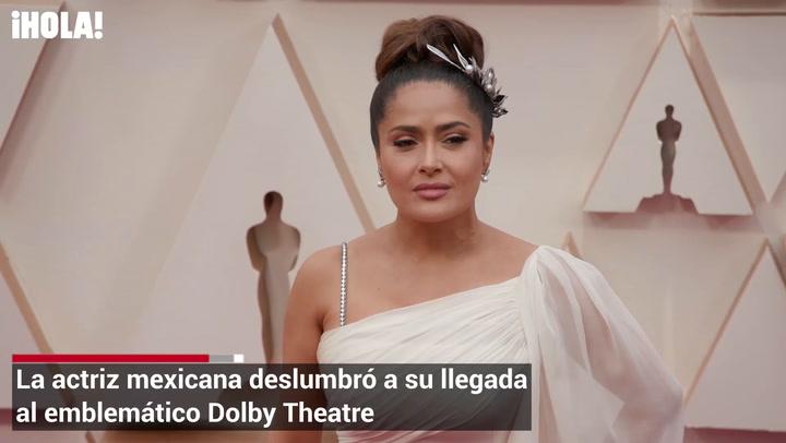 Salma Hayek, la estrella mexicana que conquista las red carpets