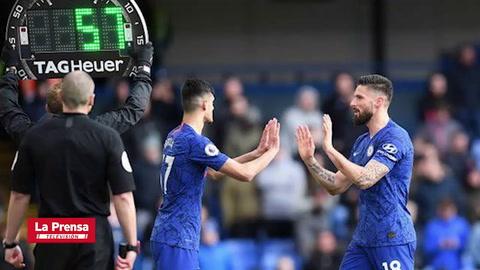 Deportes: La Premier League aprueba cinco cambios por partido