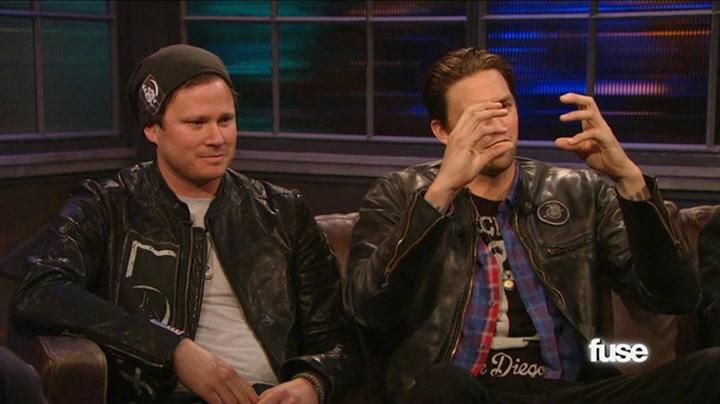 Shows: Hoppus on Music: Mark Hoppus Interviews Tom DeLonge's Other Band