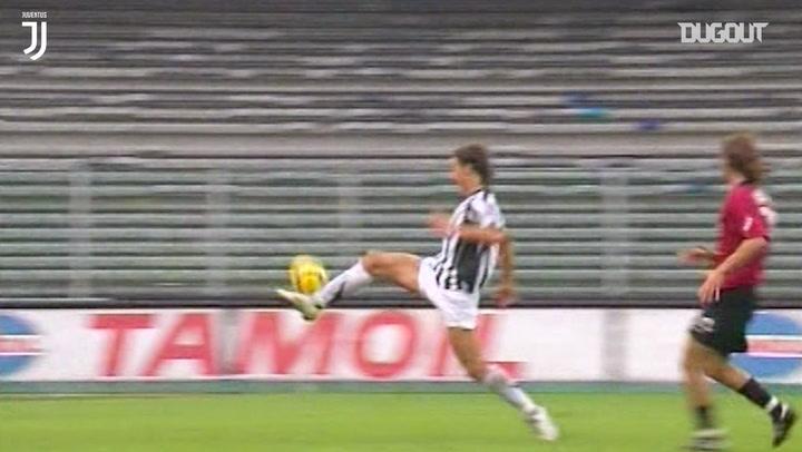 Ibrahimović's incredible goal against Livorno