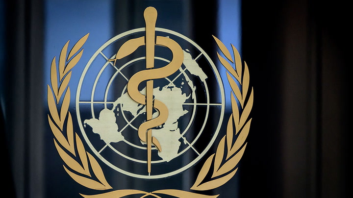 Watch live as the WHO holds press briefing on Covid in Europe
