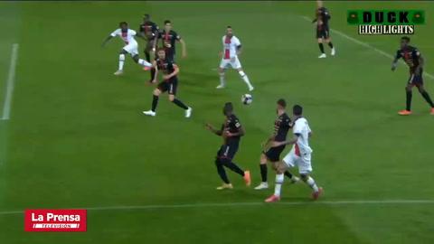 Rennes 1-1 PSG (Ligue 1)