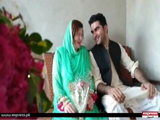 فیس پر دوستی، امریکی خاتون پاکستانی لڑکے کی محبت میں پاکستان چلی آئی