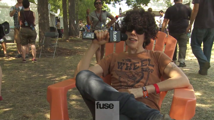 Festivals: Lollapalooza: LP on Working with Sheryl Crow, Songwriting for Leona Lewis & Covering Radiohead