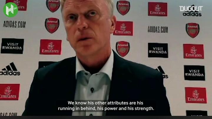 Moyes: 'Antonio enjoying the feeling of scoring'