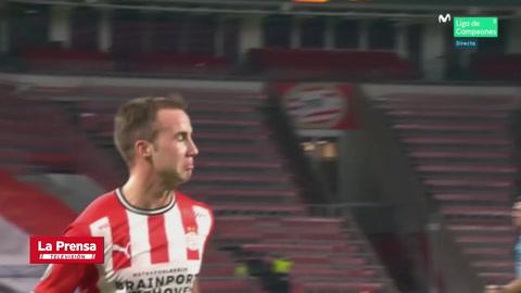PSV 1-2 Granada (Europa League)