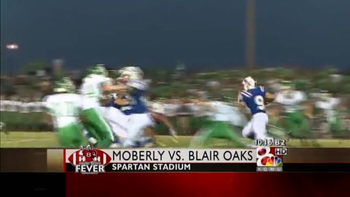 Moberly at Blair Oaks, Week 1