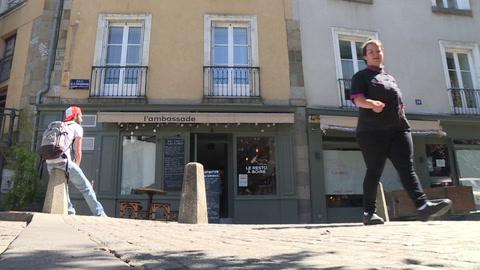 Francia rumbo a la normalidad con reapertura de restaurantes, cafés y museos
