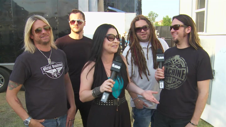 Evanescence Talks Self Titled Album and Refusing to Rush Projects: #TBT 2012