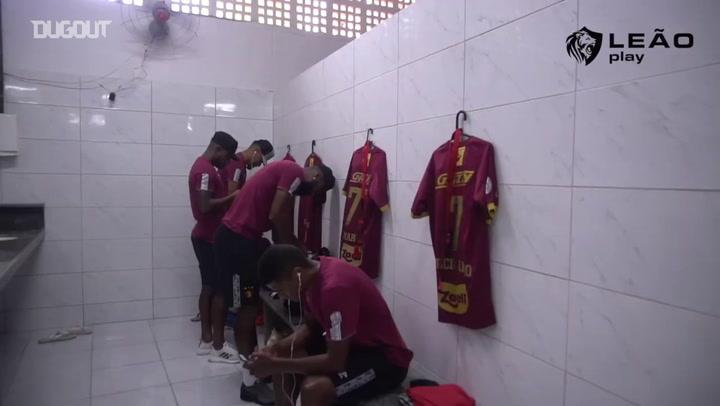 Confira os bastidores do Sport após permanência na Série A