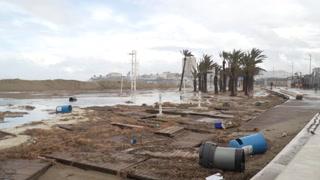 Muertos en España y colegios cerrados por temporal