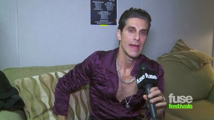 Festivals: Beale Street: PERRY FARRELL