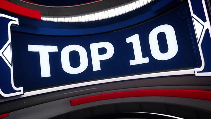 Las 10 mejores jugadas de la jornada de la NBA el 11 de marzo de 2020