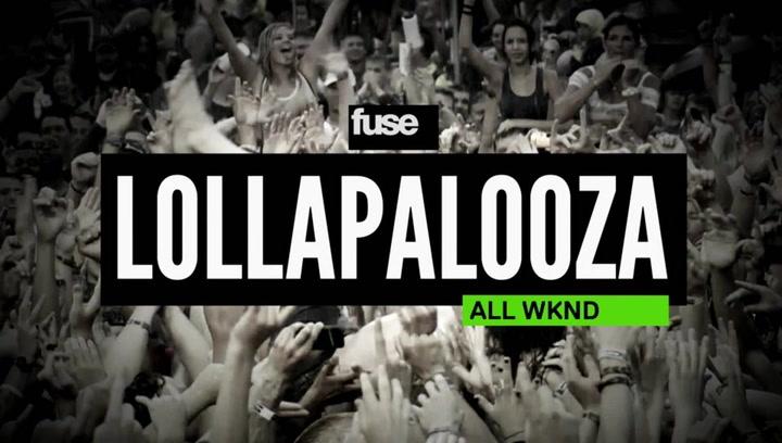 Lollapalooza Tune In