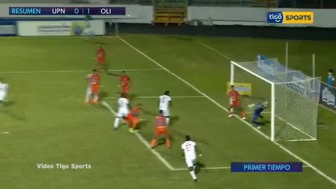 Gol de Elvin Casildo a la UPN (Liga Salva Vida 2020)