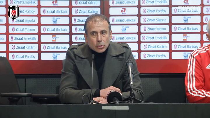 Abdullah Avcı Erzurumspor Maçı Sonrası Basın Toplantısı