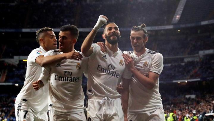 LaLiga: Resumen y Goles del Partido Real Madrid (3) - (2) Huesca del 31/03/2019 | Vídeo