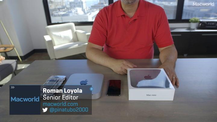 $799 Mac mini review: Testing the 3 6GHz quad-core Core i3
