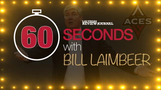 Las Vegas Aces 60 Seconds Will Bill Laimbeer