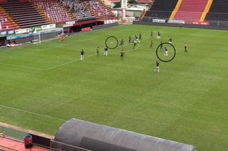 Alex López anota golazo con Alajuelense en juego de pretemporada