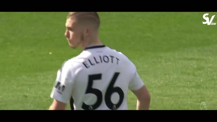 Así juega Harvey Elliott, fichaje del Liverpool más joven en debutar en la Premier